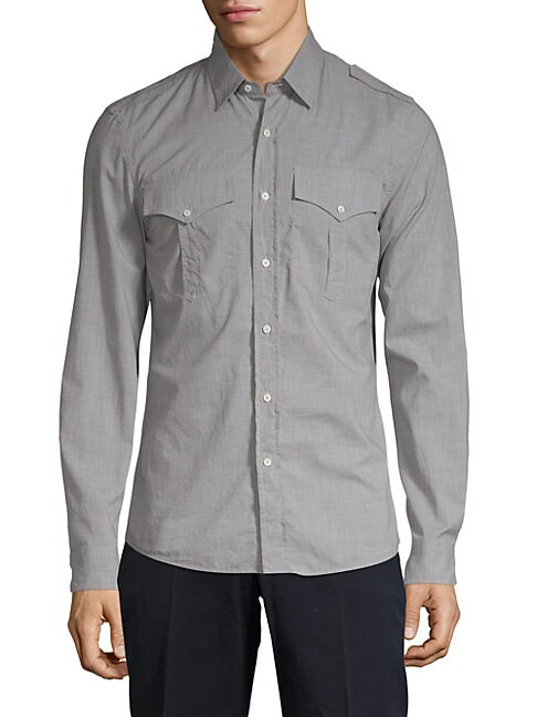 Cotton Sport Shirt