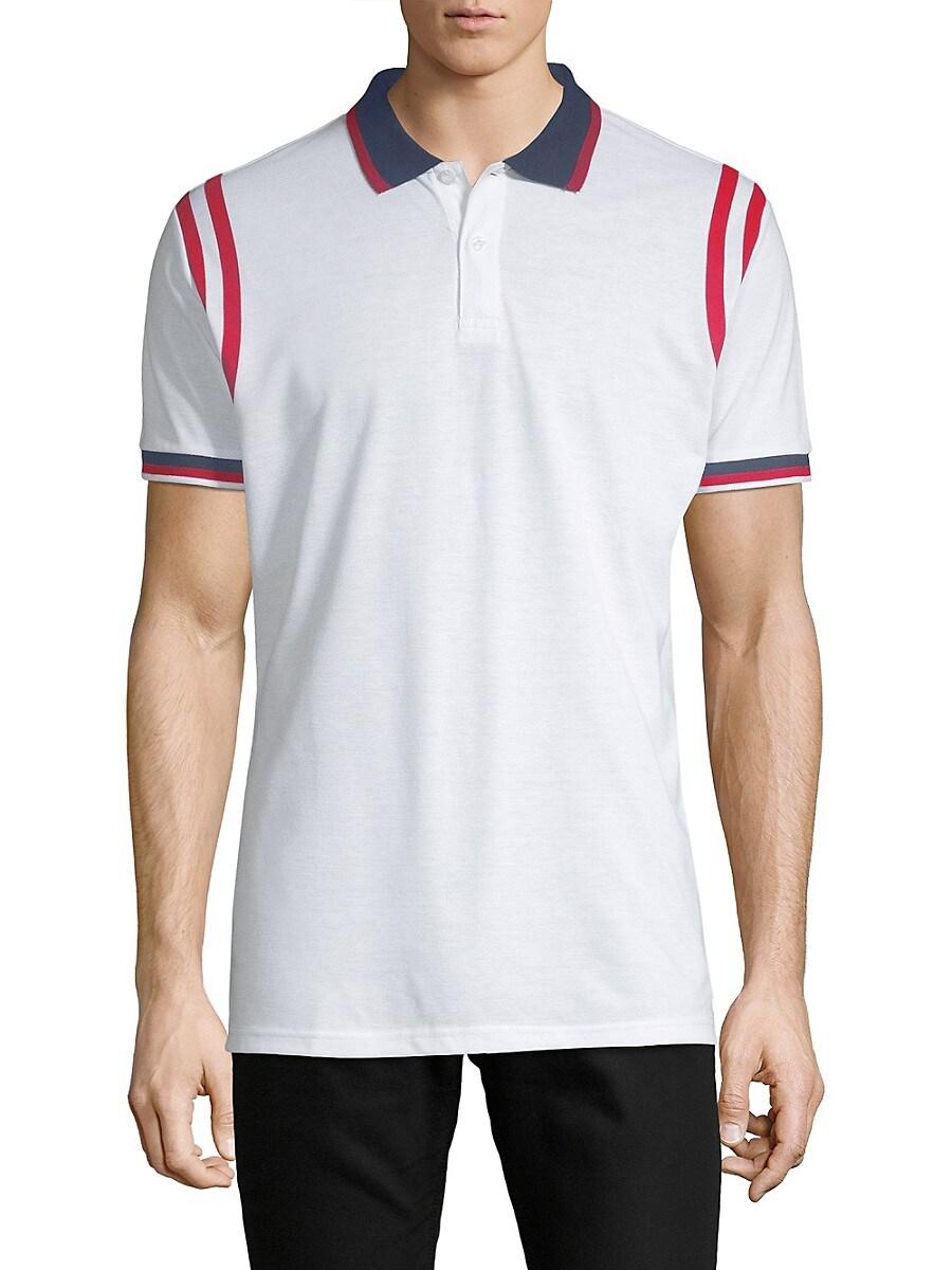 Men's Short-Sleeve Polo