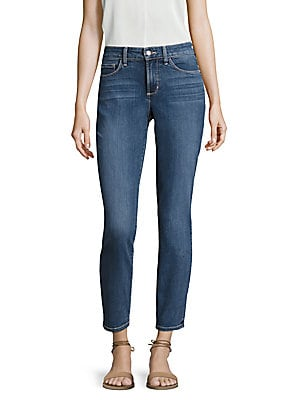 Alina Convertible Ankle Length Jeans