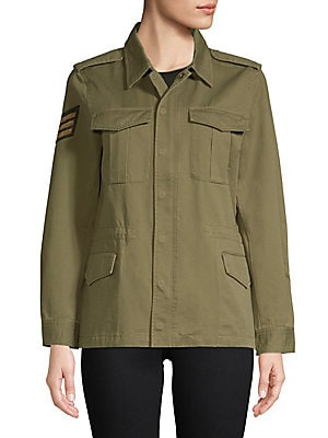 Military Zadig Cotton Jacket