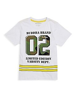 True Religion - Little Boy's Graphic Sports T-Shirt