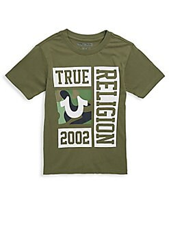 True Religion - Little Boy's Graphic T-Shirt