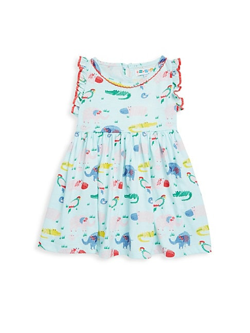 Baby Girl's Cotton Dress