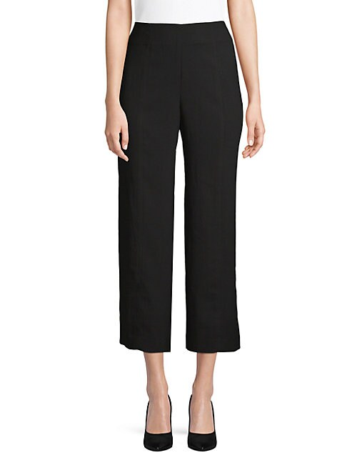 Moon River CLASSIC CROPPED TROUSERS