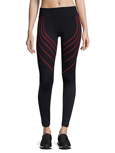 Vimmia STRIVE MID-RISE LEGGINGS