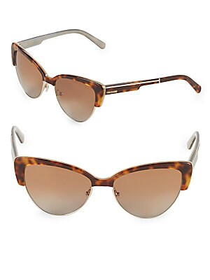 57MM Clubmaster Sunglasses