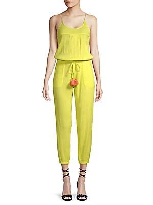Coco Cotton Jumpsuit
