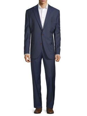 Esprit Classic Wool Suit in Navy