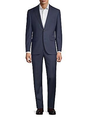Esprit Classic Wool Suit, Blue