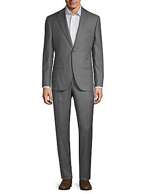 Esprit Classic Wool Suit, Light Grey