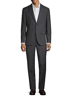 Esprit Classic Wool Suit, Dark Grey