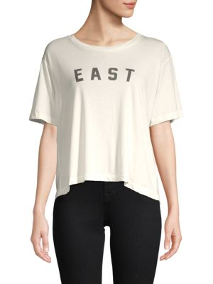 Amo East Cotton Tee