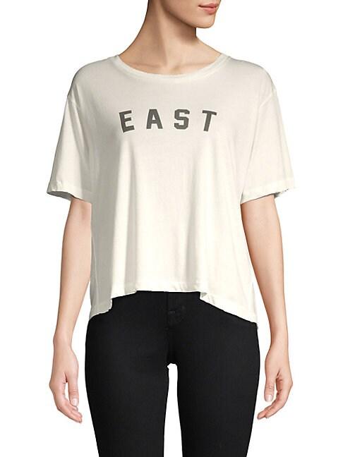 AMO | East Cotton Tee | Goxip