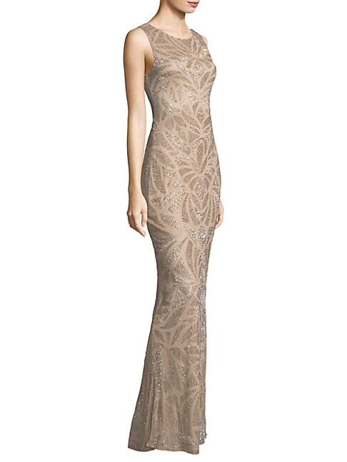 Parker Vicky Beaded Dress