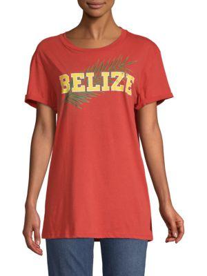 Chrldr Belize Cotton Tee