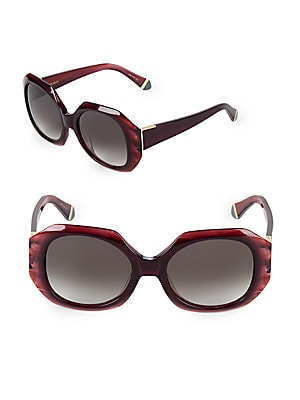 Ingrid 52MM Square Sunglasses