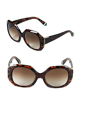 Ingrid 54MM Square Sunglasses