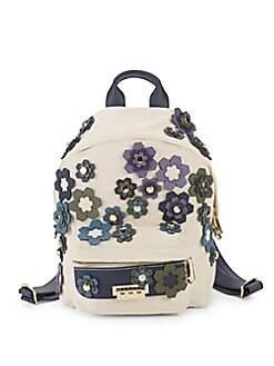 ZAC Zac Posen - Eartha Multicolored Floral Backpack