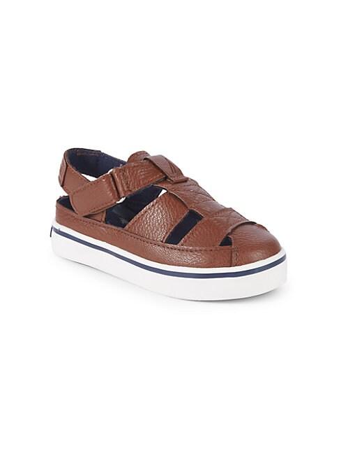 Little Boy's & Boy's Mikkel Fisherman Sandals