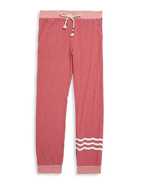 LITTLE BOY'S & BOY'S WAVE HACCI JOGGER PANTS