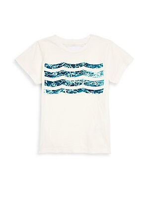 LITTLE BOY'S & BOY'S COTTON TEE