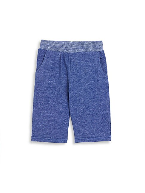 Little Boy's Casual Cotton Shorts