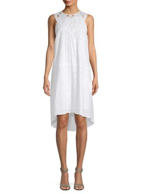 Kas New York Helen Eyelet Dress