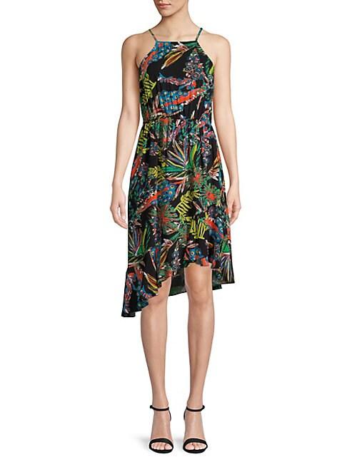 Tropical Asymmetric Dress