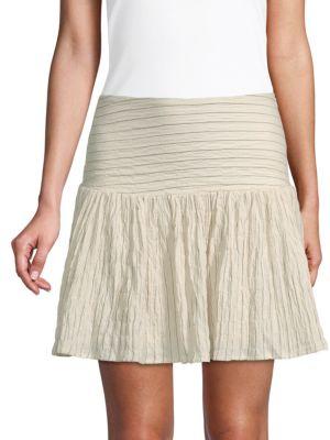 Lost + Wander Zoe Striped Skirt