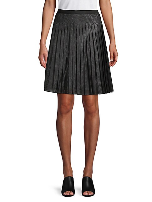 Robert Graham MARCELLA PLEATED SKIRT