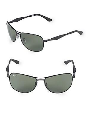 447f2c21d9 Ray-Ban - 62MM Rectangle Sunglasses - saksoff5th.com