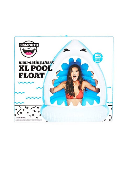 Man-Eating Shark XL Pool Float