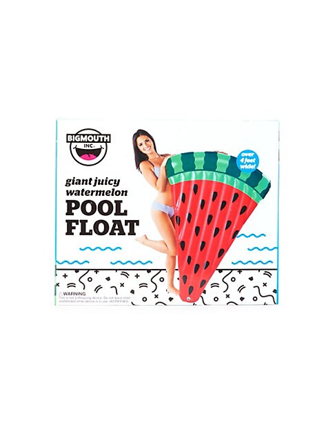 Giant Juicy Watermelon Slice Pool Float