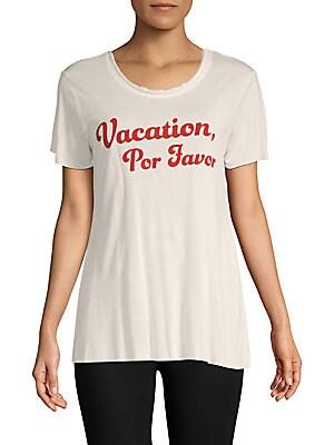 Vacation Por Favor Tee