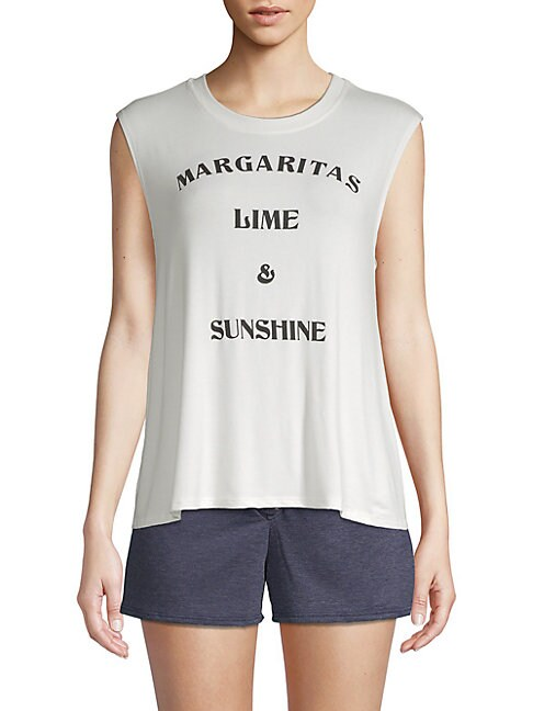 Ppla MARGARITAS GRAPHIC TEE