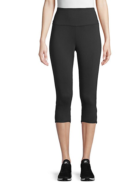 BALANCE COLLECTION | Talia Capri Leggings | Goxip