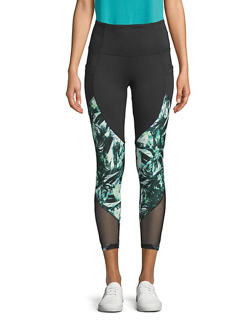 BALANCE COLLECTION | Nola Mid-Calf Leggings | Goxip