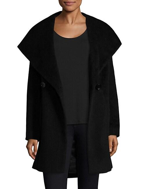 Grace Wrap Coat