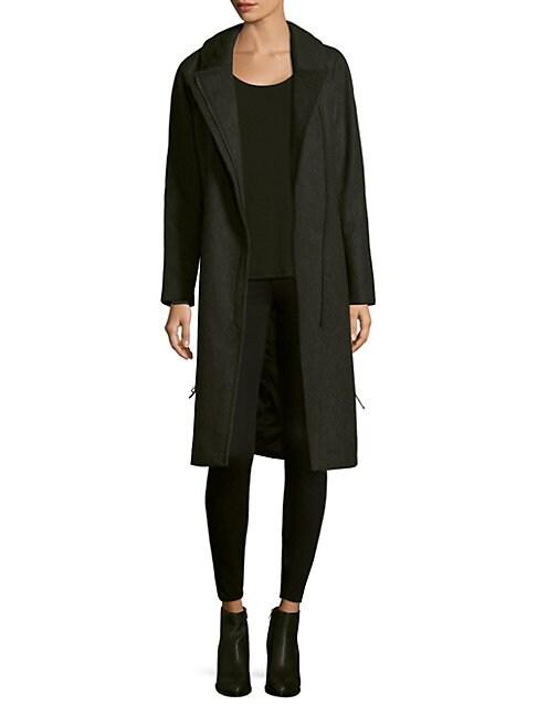 ANDREW MARC | Baylee Convertible Coat | Goxip
