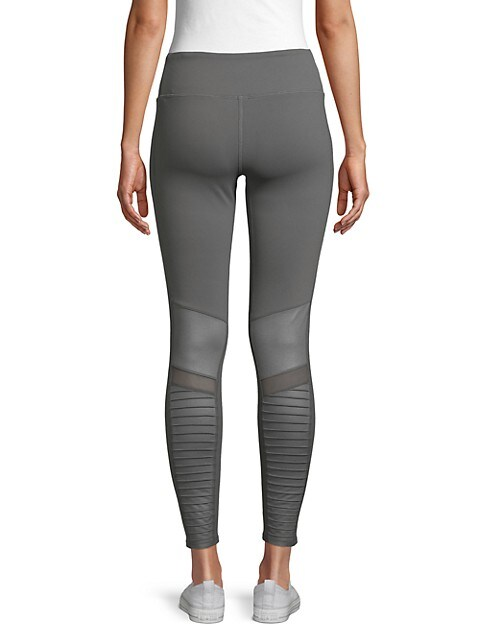 Alo Yoga Moto Leggings On Sale Saks Off 5th