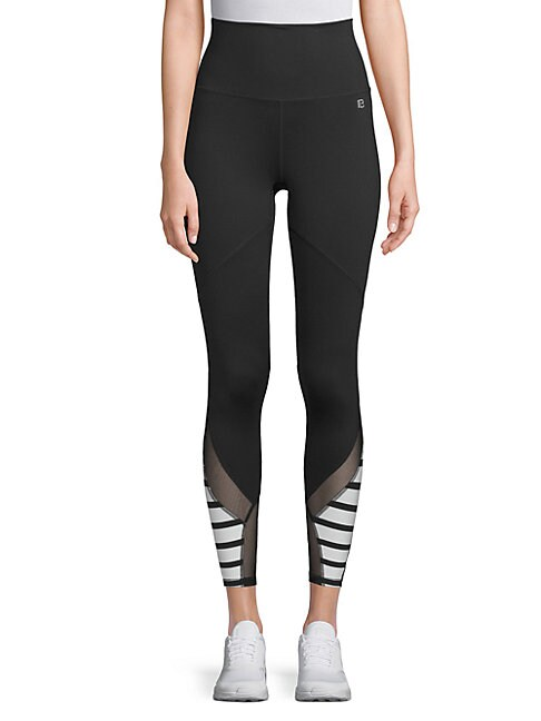 BODY LANGUAGE | Helio Stretch Leggings | Goxip