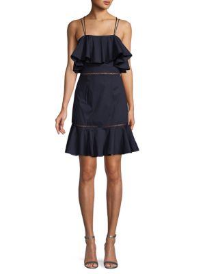 Nsr Lola Hi-Lo Dress