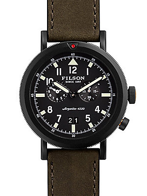 SCOUT DUAL TIME WATCH