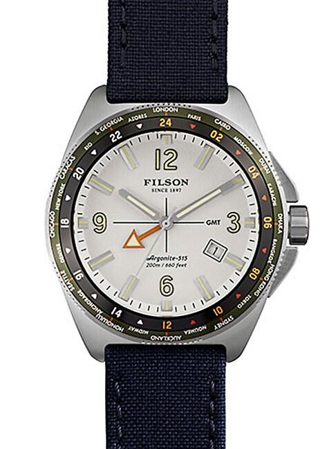 FILSON   Journeyman GMT Watch   Goxip