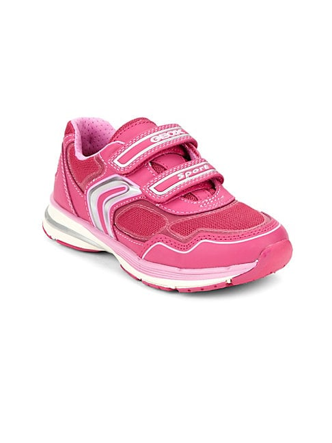 Little Girl's & Girl's Velcro Sneakers