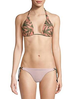 Tropical Bikini Top