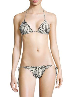 Vix Swim Ripple Bikini Top