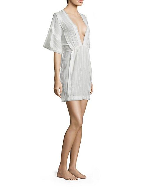 Vix Swim GRECA COTTON CAFTAN