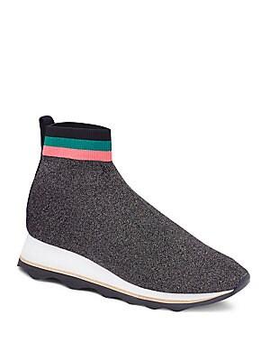 Scout Knit Platform Sneaker