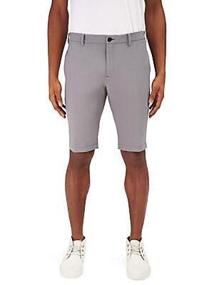 Ascend Flat Front Shorts